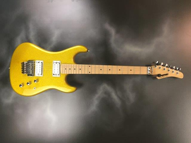 Kramer - Limited Edition Vintage Pacer - Yellow