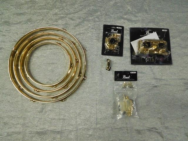 Pearl - Gold Parts Set