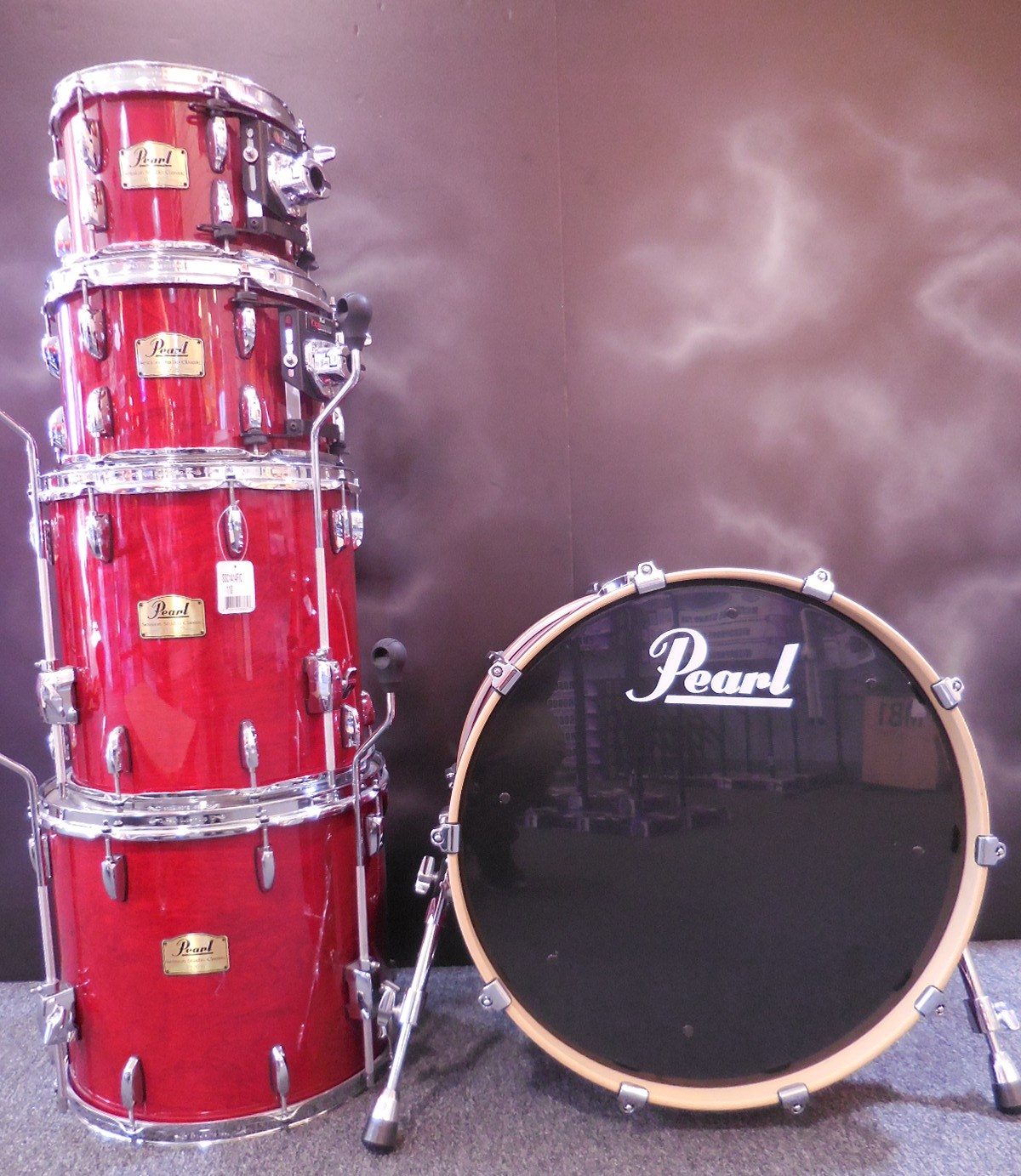 Pearl - SSC Session studio