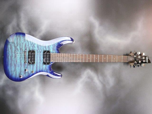Schecter - C-6 Plus Ocean Blue