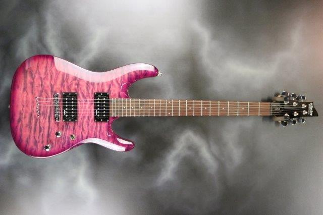 Schecter - C-6 Plus Electric Magenta