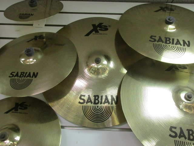 Sabian - XS-20 SUPER CYMBAL SET