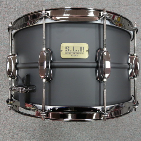 Tama - 8X14 S.L.P. Big Black Steel Snare