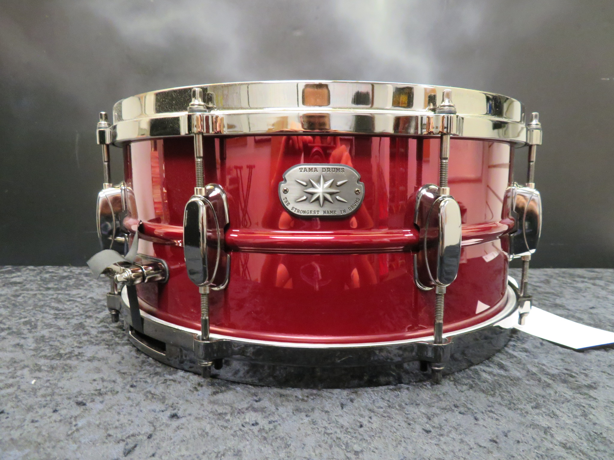 Tama - Metalworks Limited Edition Steel Snare  14x6.5 in.