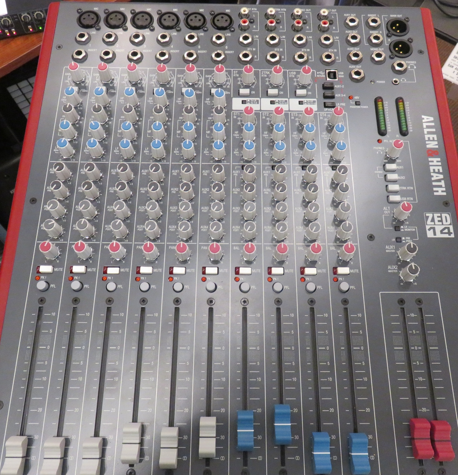 Allen&Heath - Zed 14
