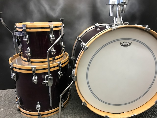 - Ayotte Custom 3pc Maple Shell Pack