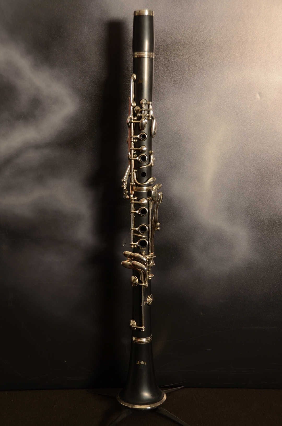 Artley - 28S Clarinet With Hard Shell Case