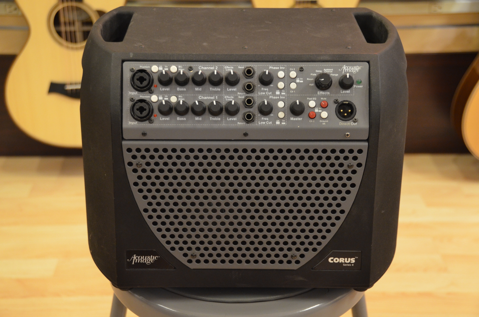 Acoustic Image - Corus Amp With Case