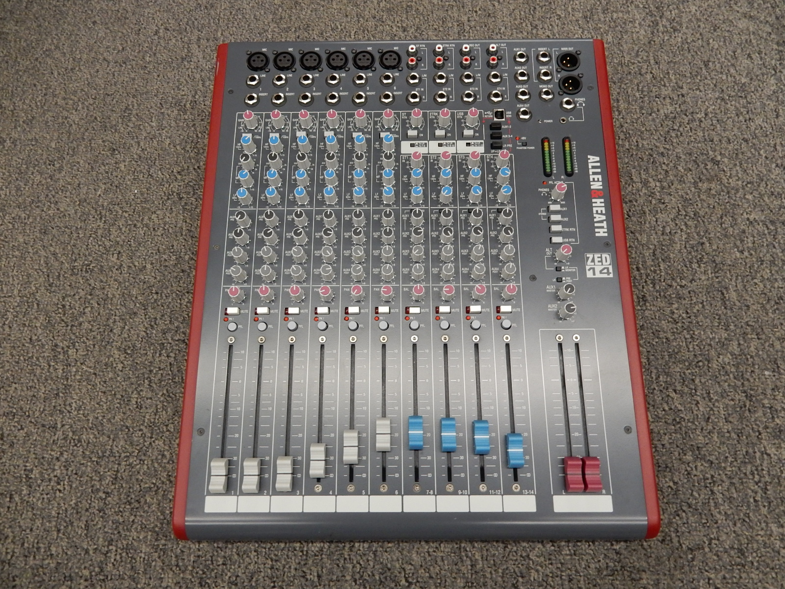 Allen&Heath - ZED14
