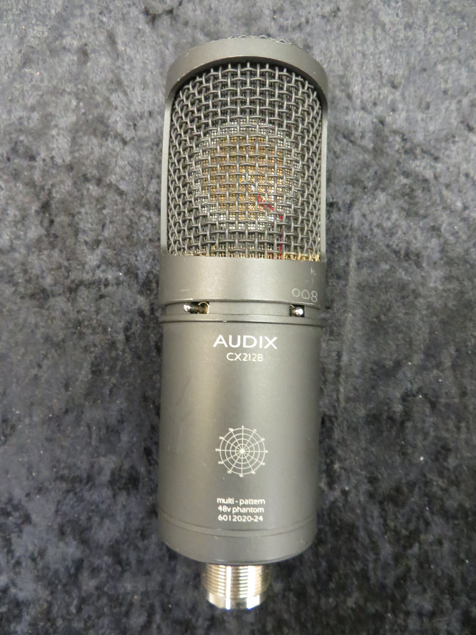 Audix - CX212B Large Diaphragm Condenser Mic Multi-Pattern