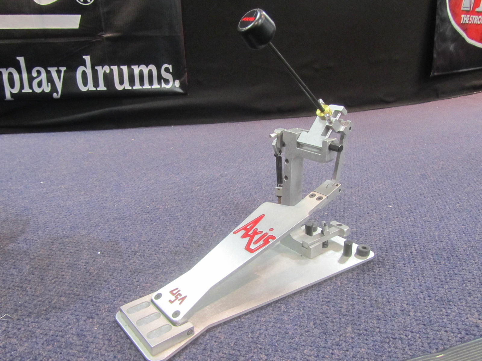 Axis - Axis A Single Foot Pedal