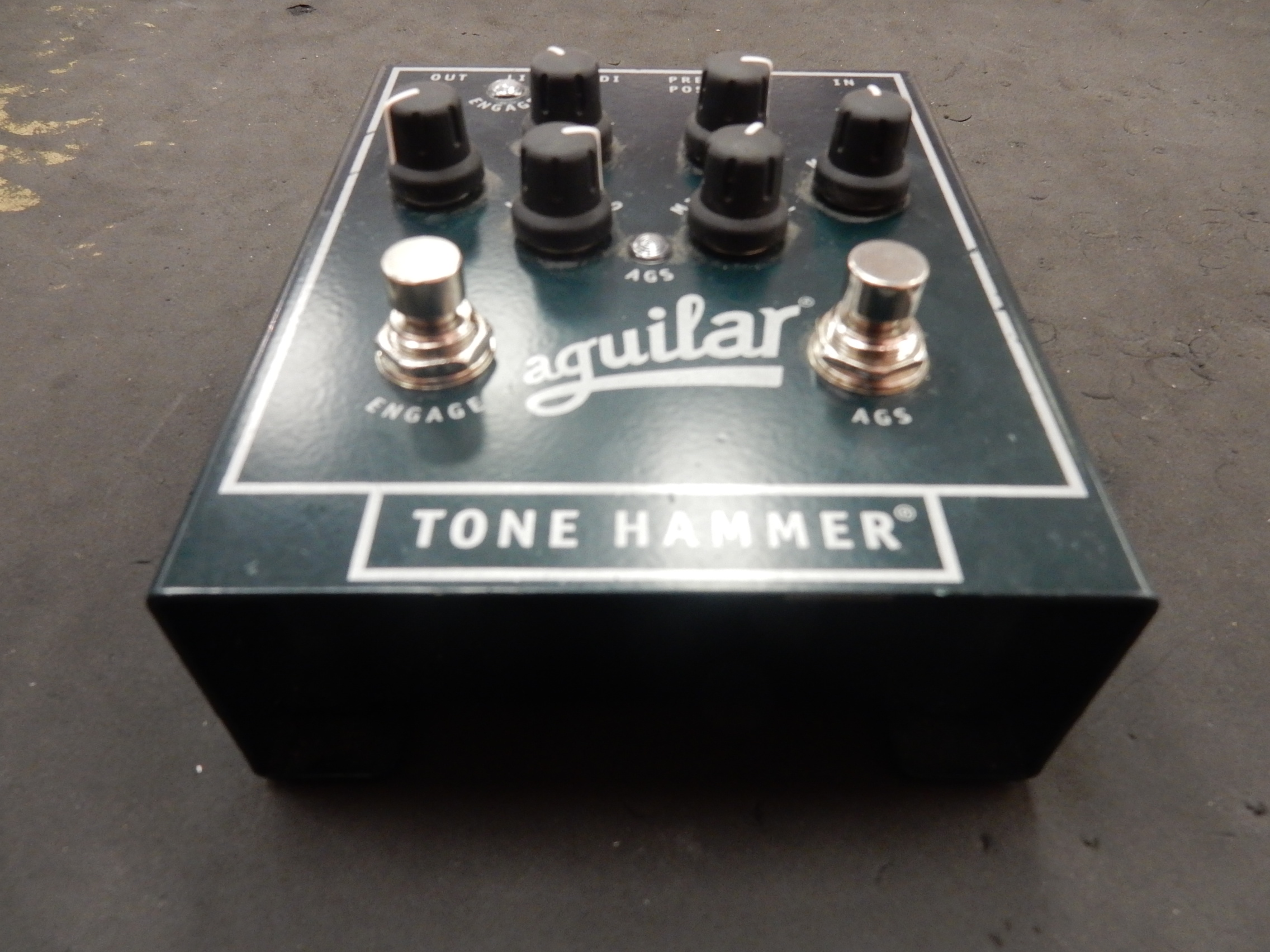 Aguilar - Tone Hammer Preamp/Direct Box