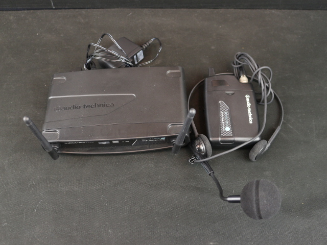 Audio Technica - ATW-R1100 Headset Wireless System