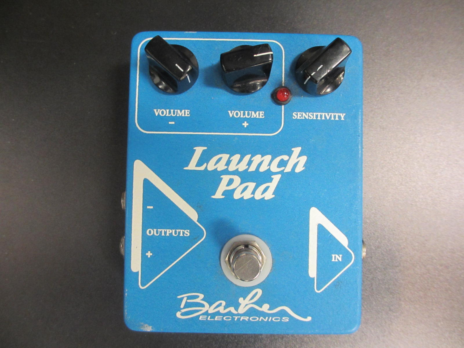 Barber - Launch Pad Boost Pedal