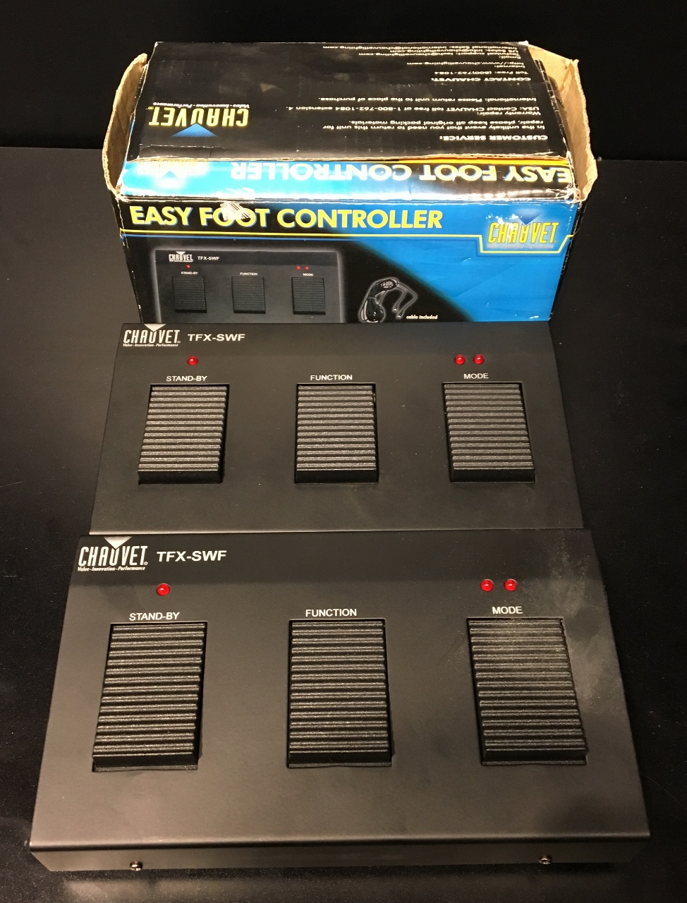 Chauvet - EASY FOOT CONTROLLER