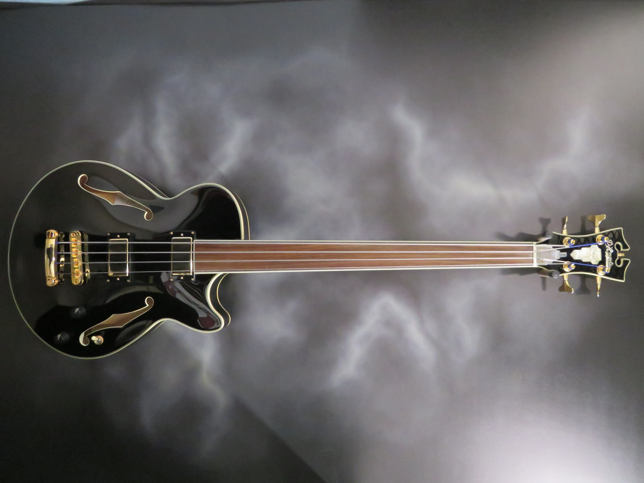 D\'Angelico - 2013 EX-SS/Bass