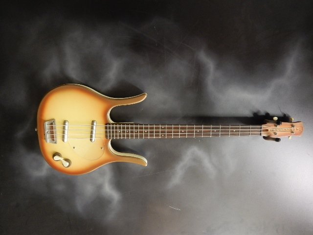 Danelectro - 58' Reissue Long Horn Bass