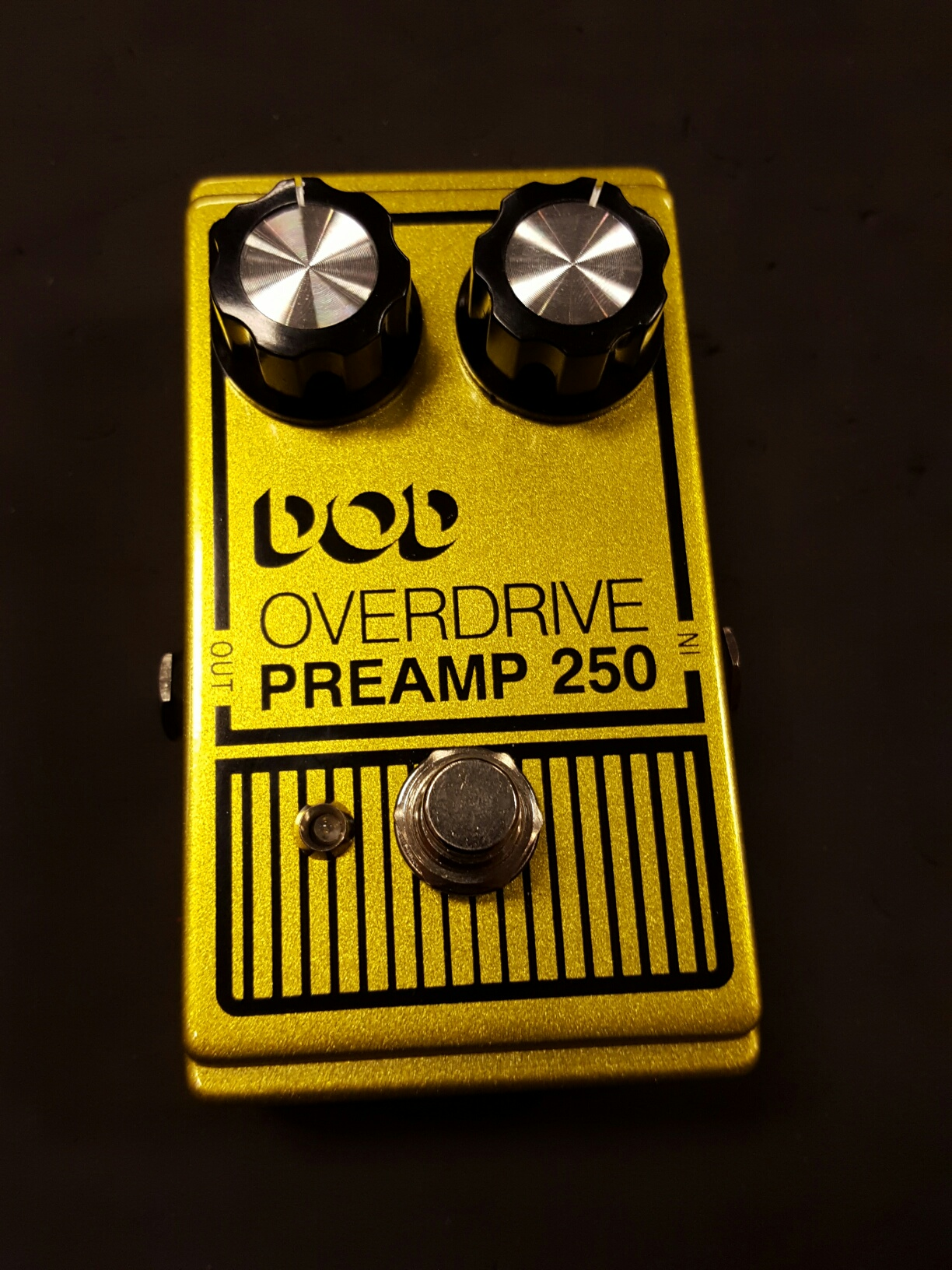 DOD - PREAMP 250 OVERDRIVE