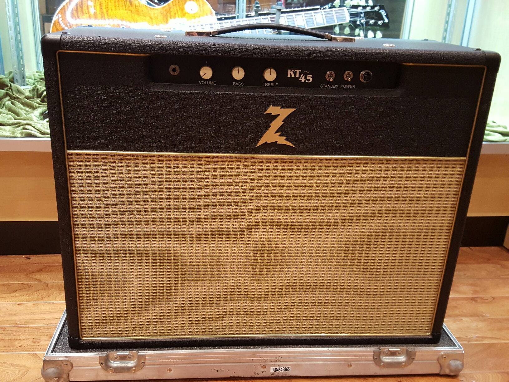 Dr.Z - KT-45 Combo Amp With Case