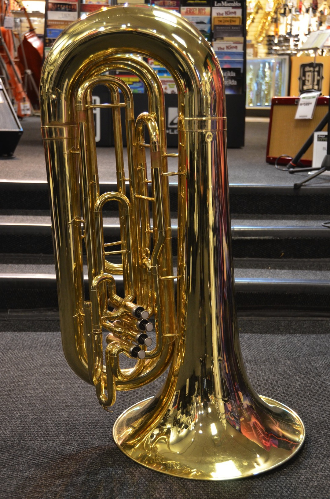 Dynasty - M875 Convertable Marching Tuba