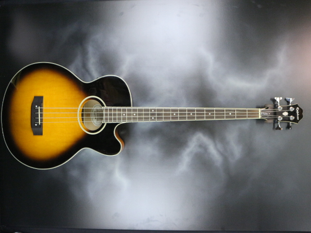 Epiphone - El Capitan 4 String Acoustic/Electric Bass