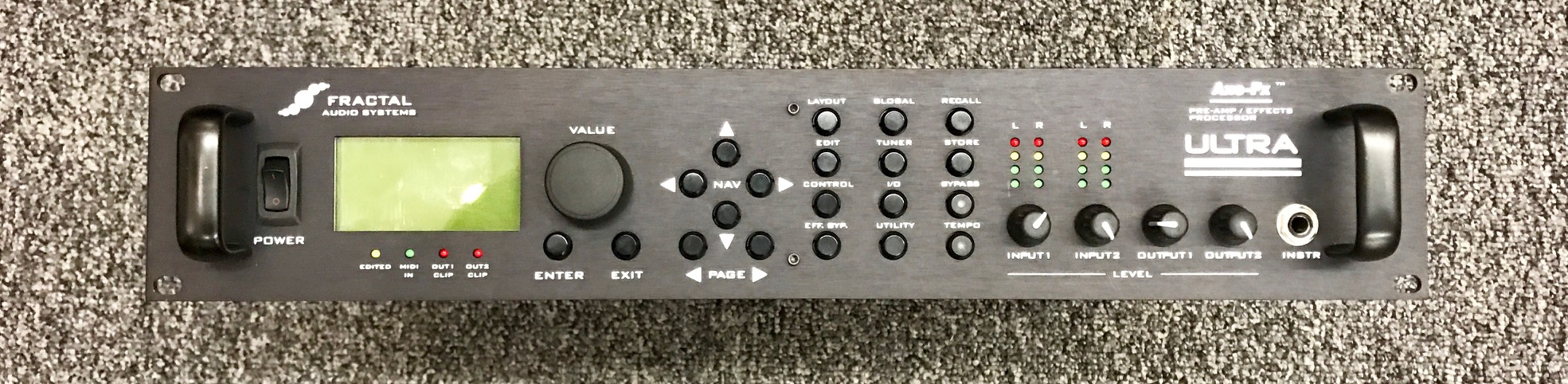 Fractal audio - Axe-Fx Ultra