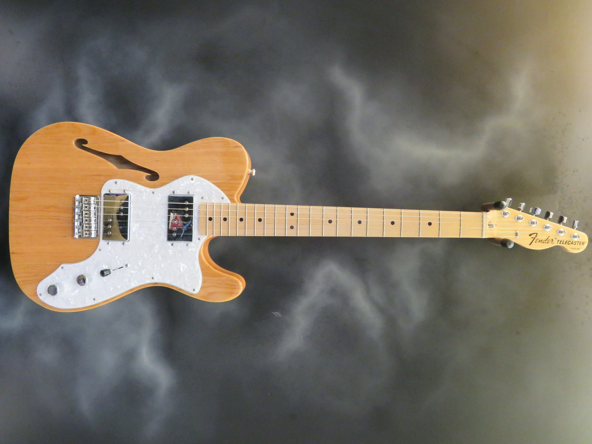 Fender - '72 Telecaster Thinline Hollow Body