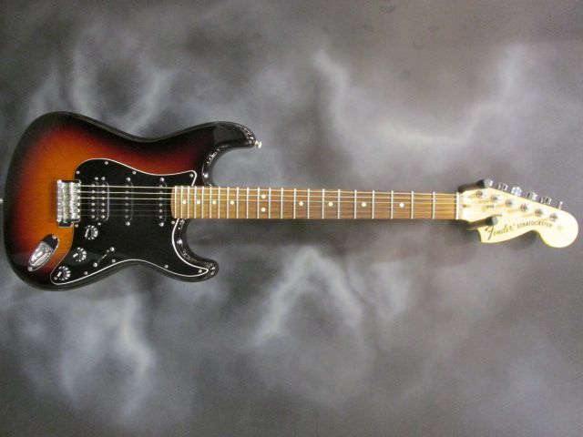 Fender - American Special Stratocaster HSS