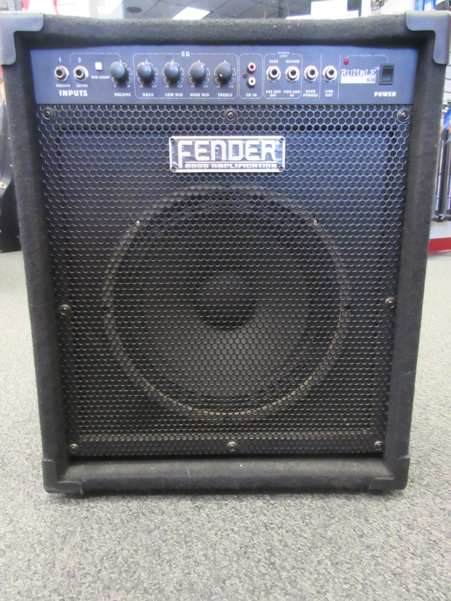 Fender - Rumble 60