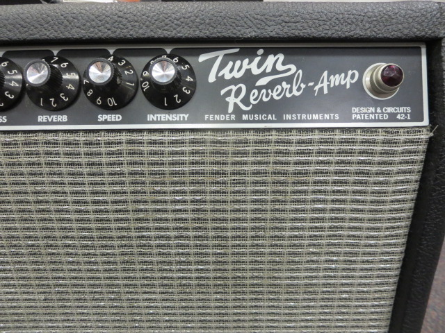 Fender - Twin Reverb