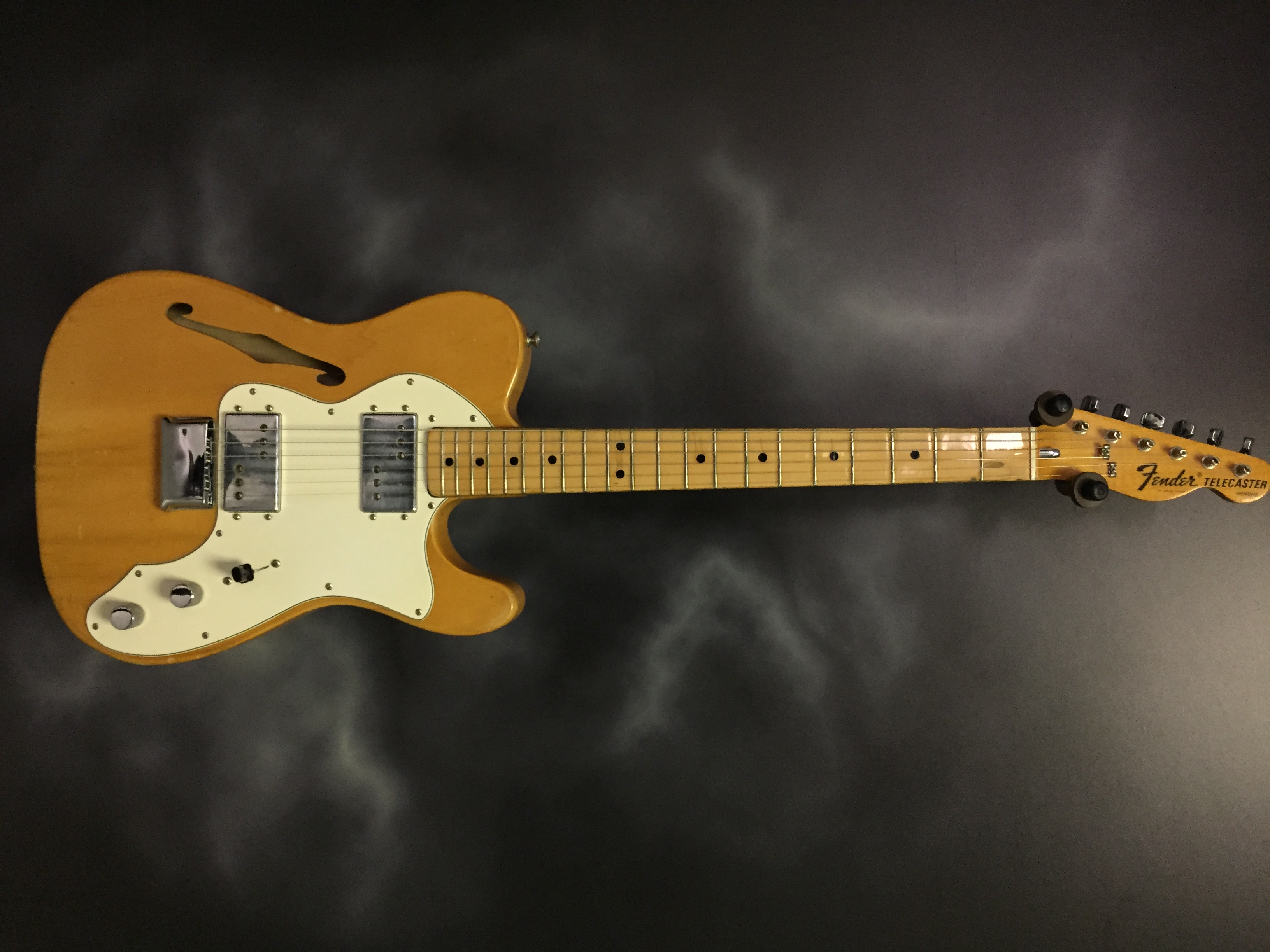 Fender - 1976 Thinline Telecaster