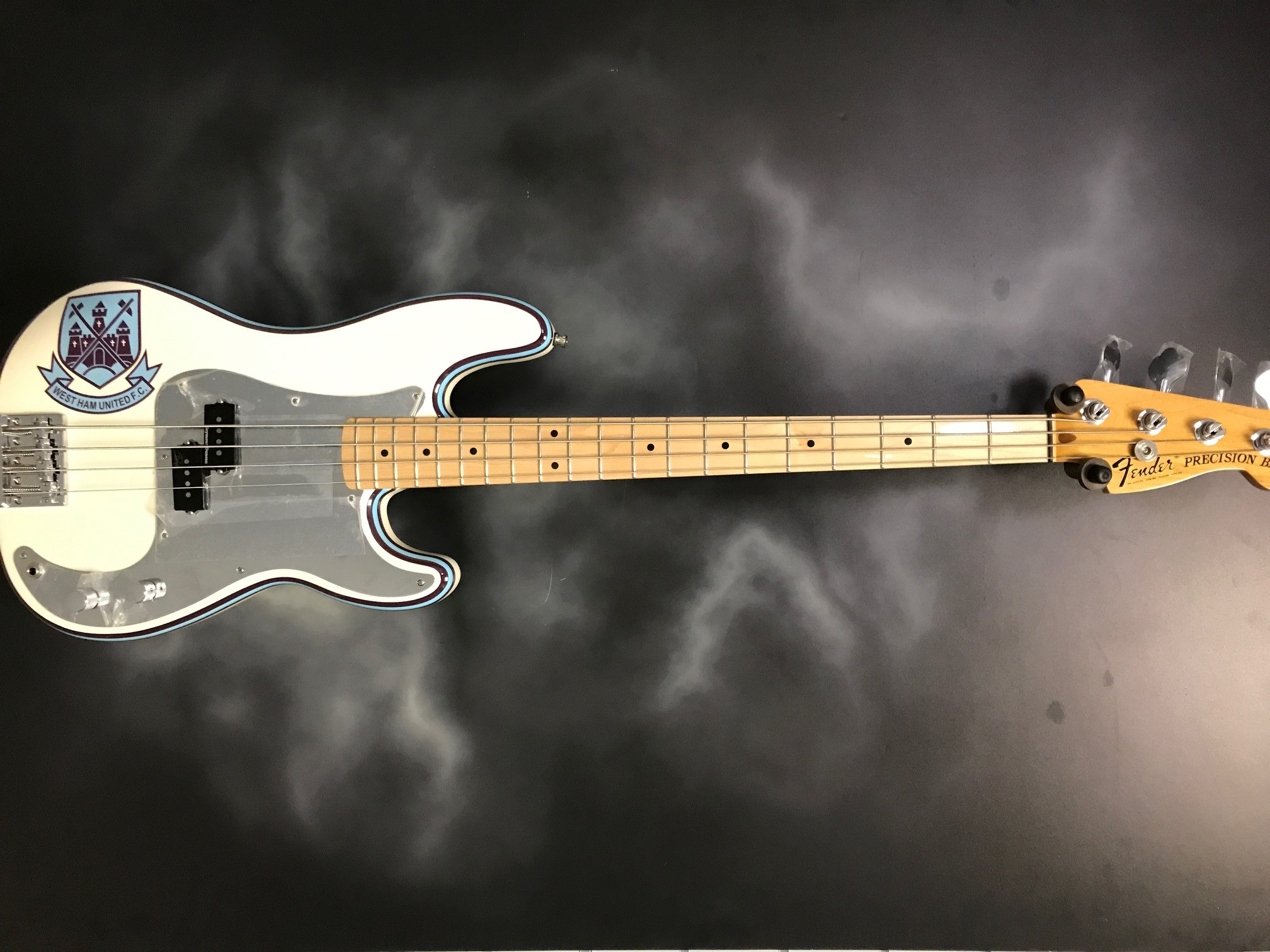 Fender - Steve Harris Signature Precision Bass
