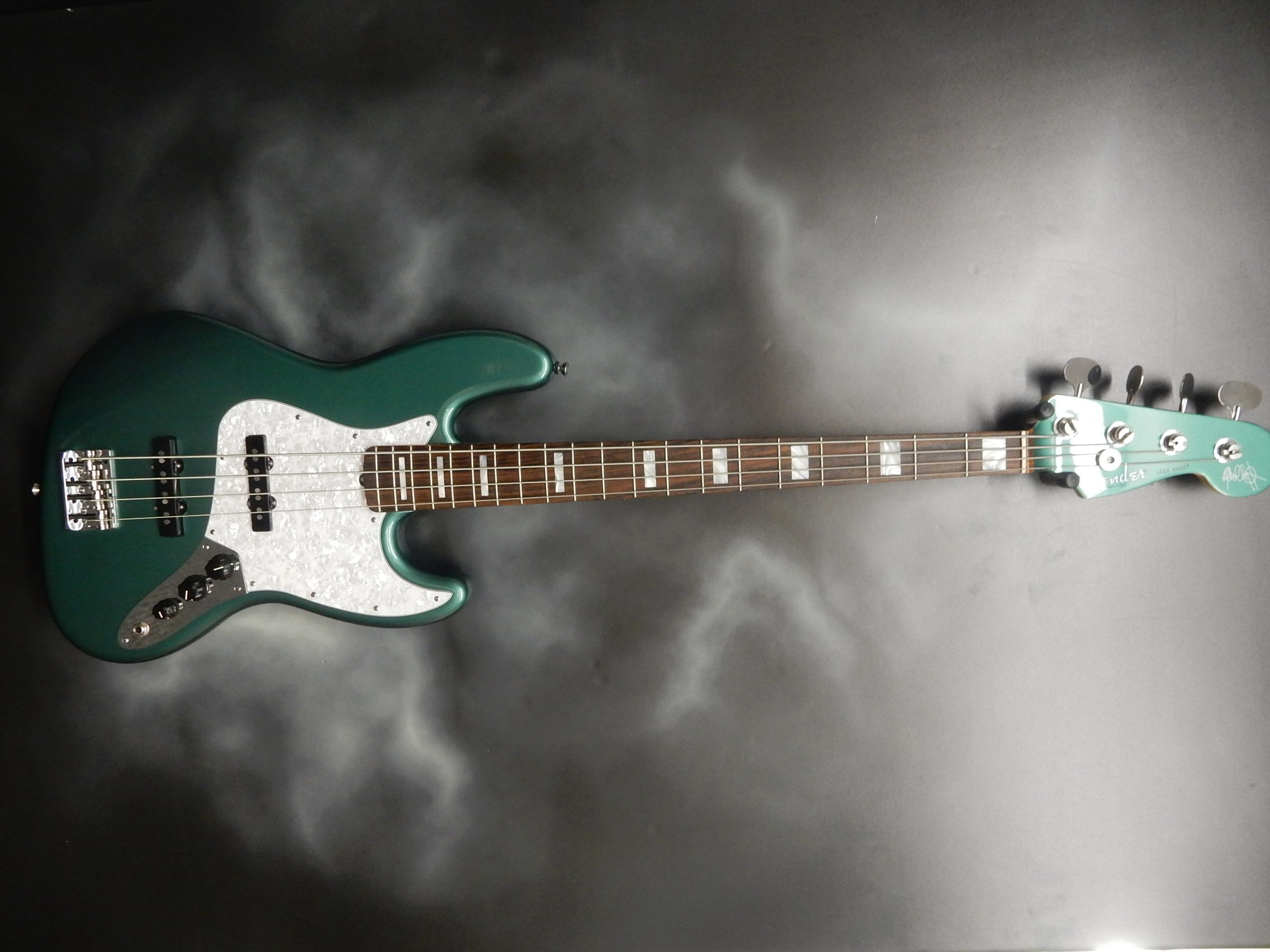 Fender - Adam Clayton Signature 4-String Jazz Bass