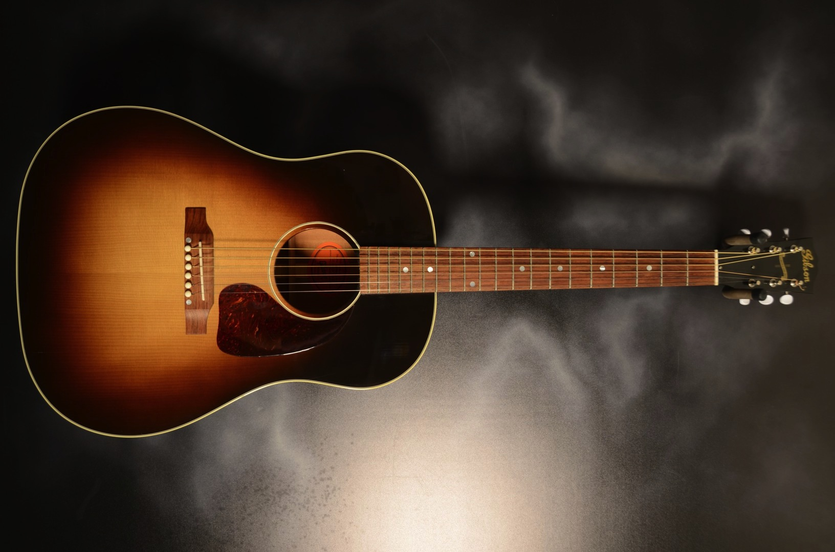 Gibson - 2015 J-45 True Vintage Acoustic/Electric With Hard