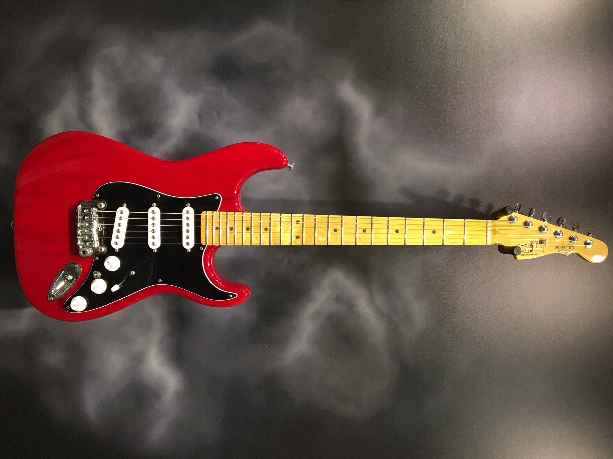 G&L - Custom Build S-500