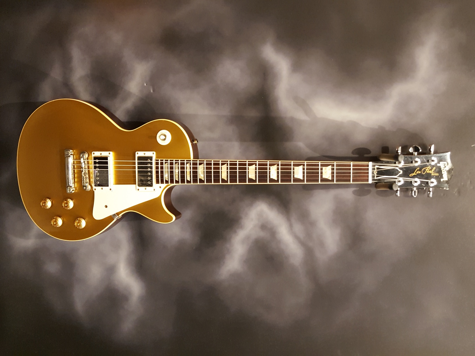 Gibson - Custom Shop '57 Goldtop Les Paul Darkback