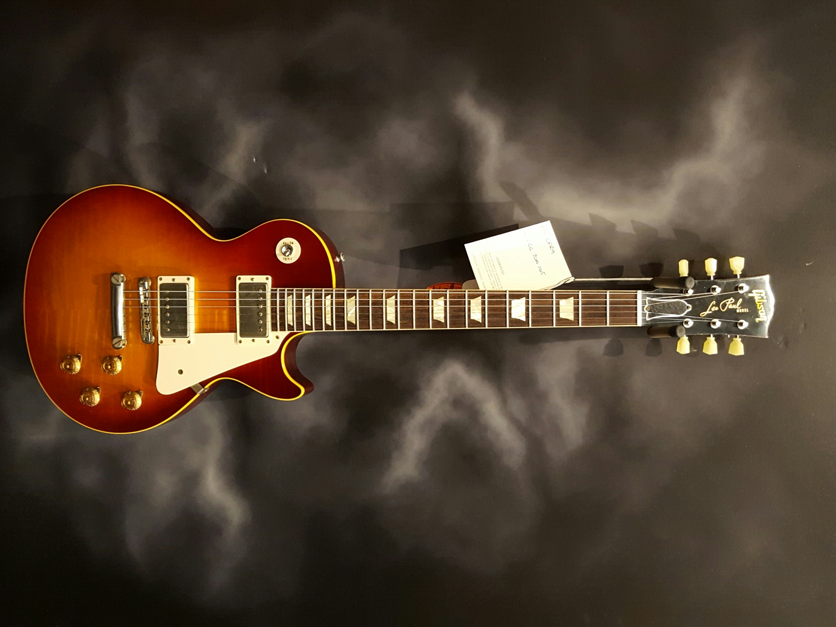 Guitar Of The Day Gibson - Les Paul CC#30 'Gabby