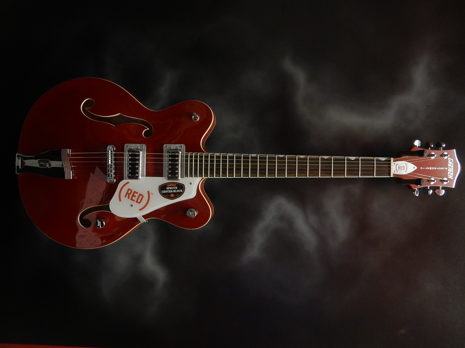 Gretsch - G5623 Electric Guitar RED Edition Bono