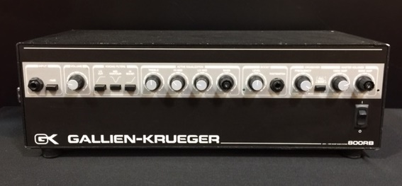 Used Gallien Kruger 800RB