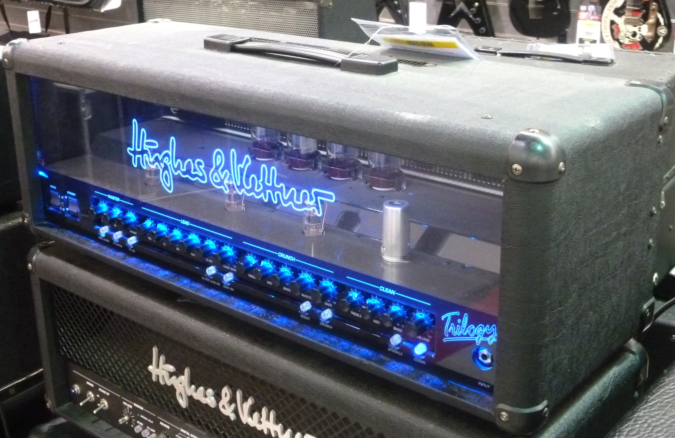 Hughes and Kettner - Trilogy