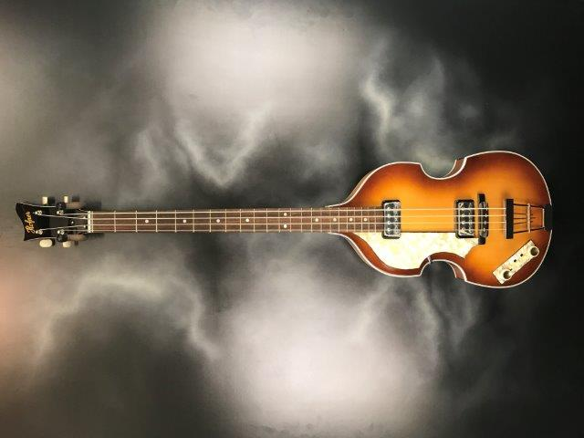 Hofner - Lefty 500/1-62