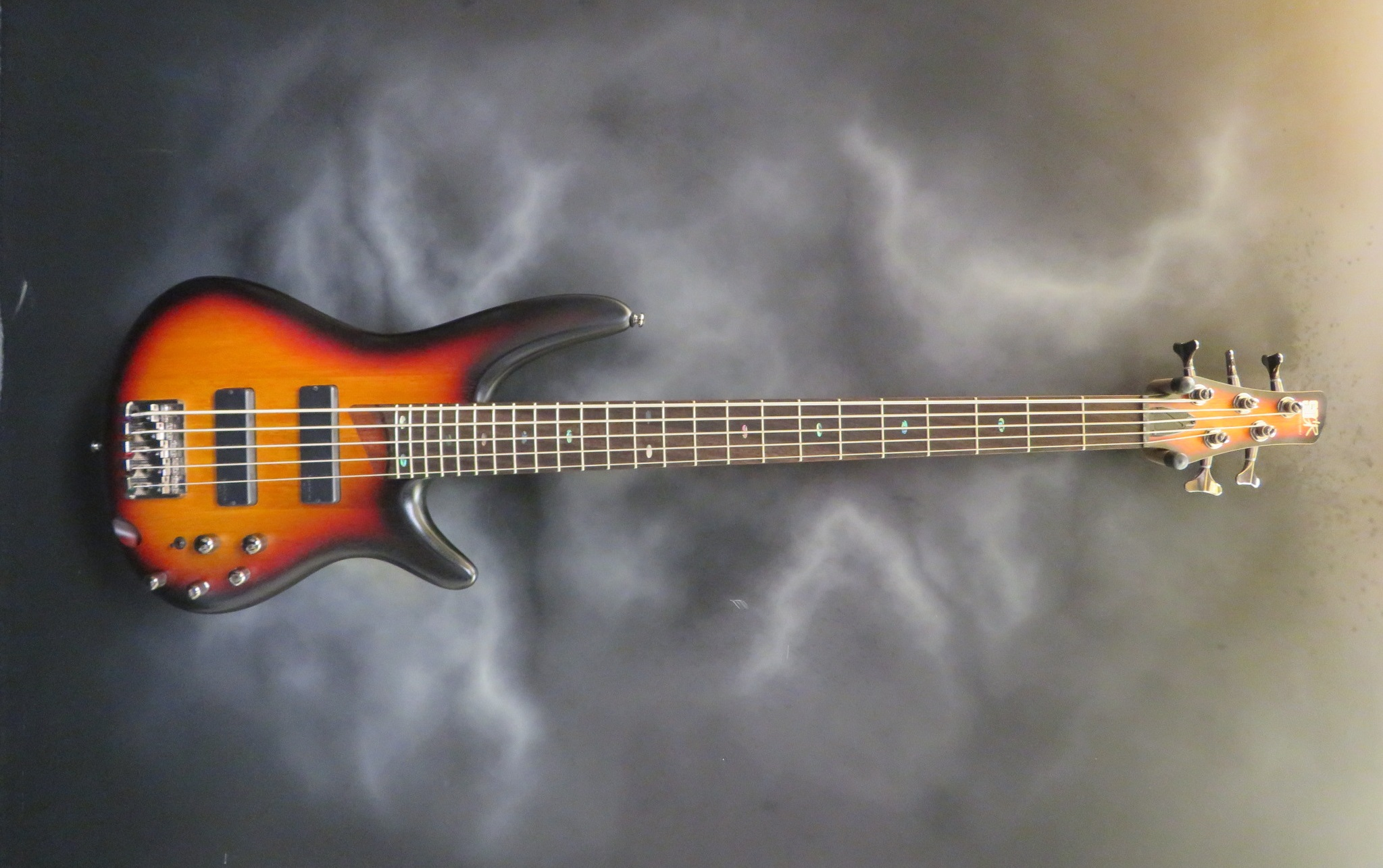 Ibanez - SR505 5-String Electric Bass Guitar