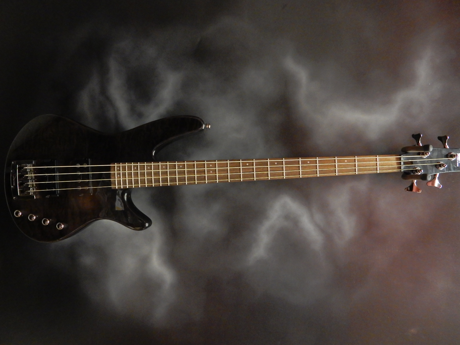 Ibanez - SRX690EX Electric Bass with EQ and OHSC