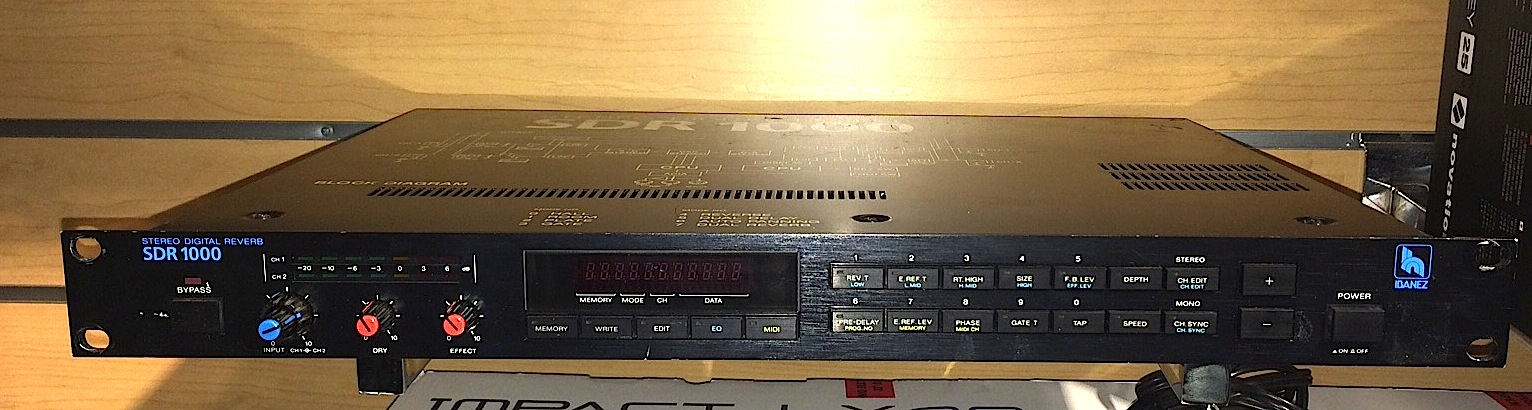 Ibanez - SDR1000
