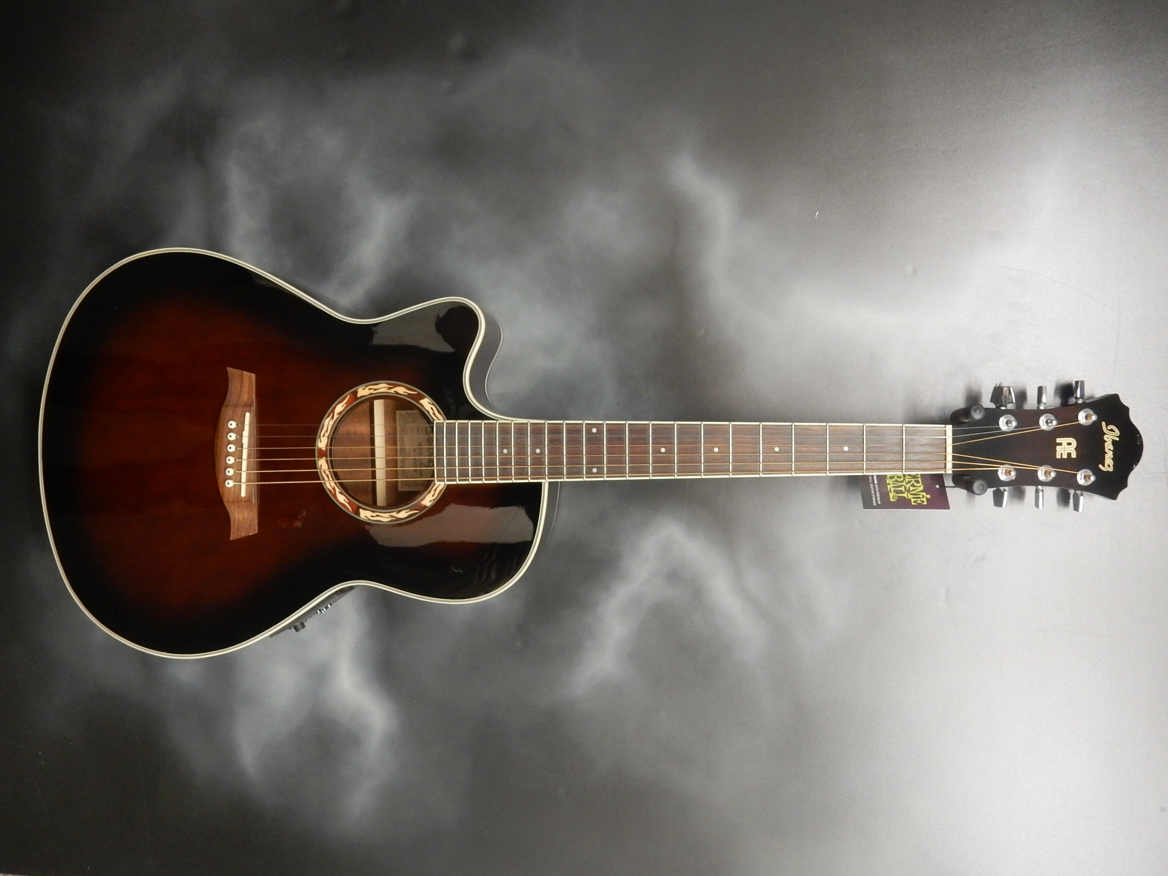 Ibanez - AEF18LE Left-Handed
