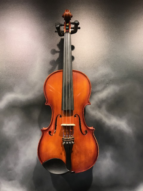 Leon Aubert - Model 810 4/4 Romanian Violin Outfit