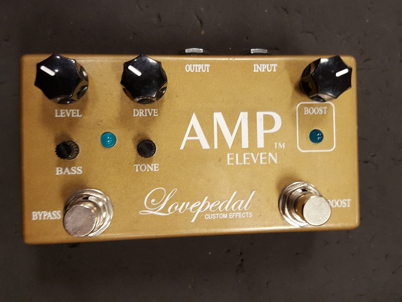 Lovepedal - Amp Eleven