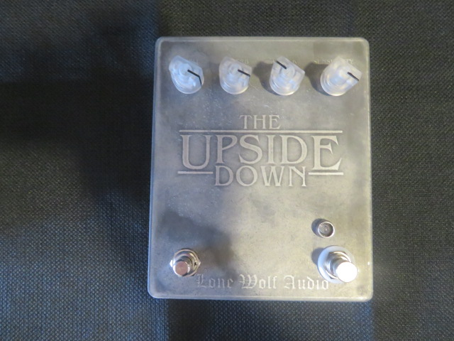 - Lone Wolf Audio The Upside Down