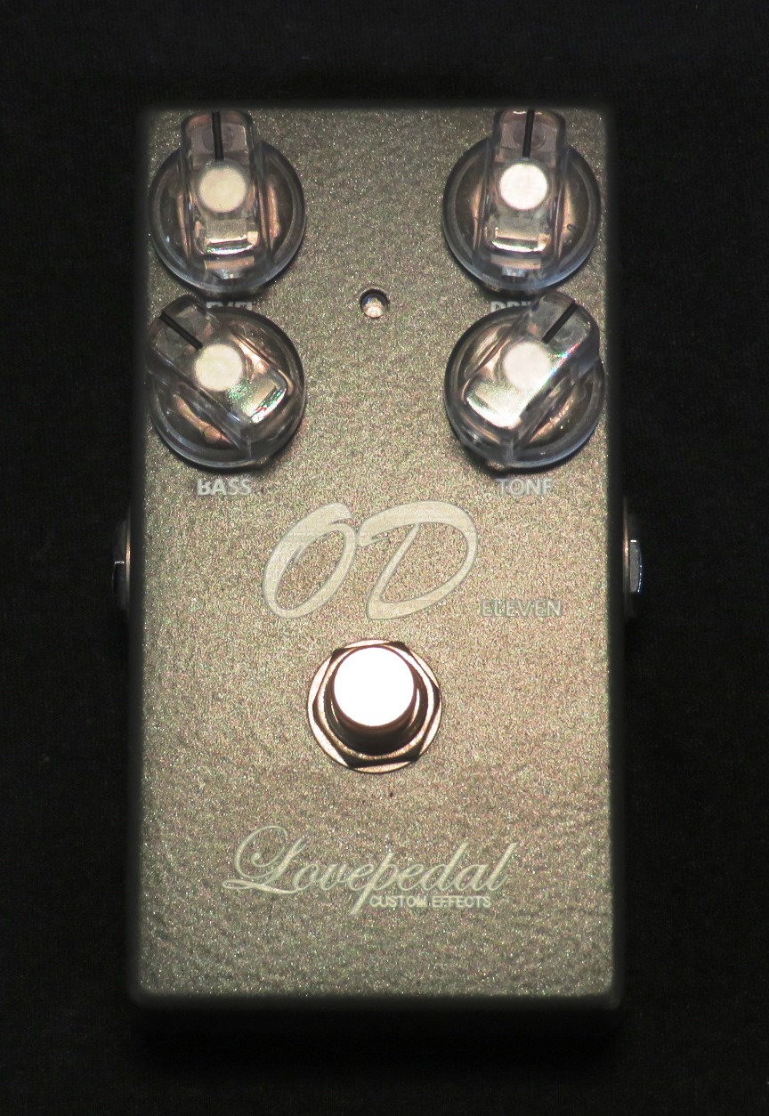 Lovepedal - OD eleven