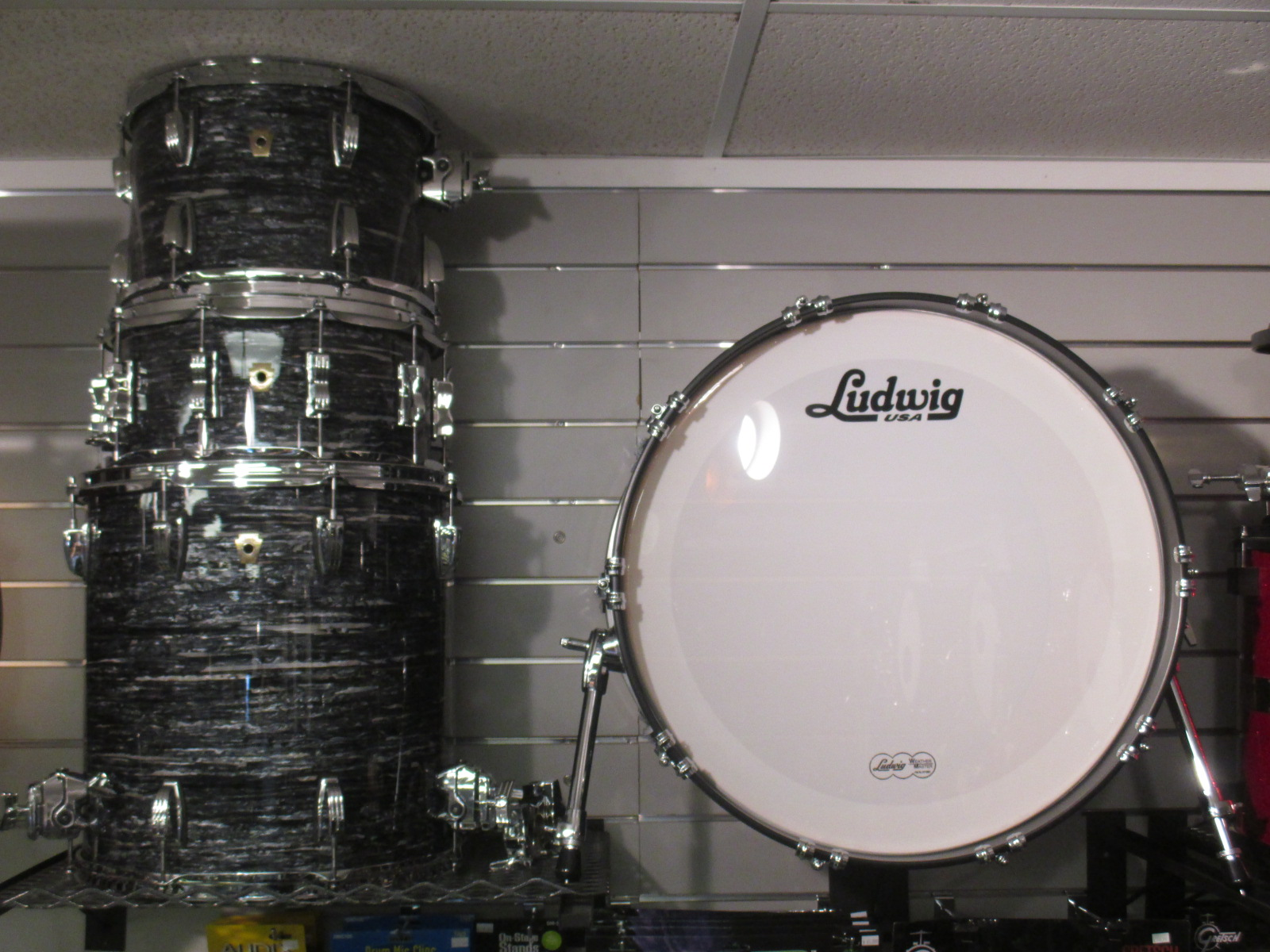 Ludwig - Classic Maple